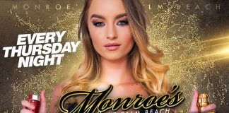 Monroes Champagne Thursdays 2-4-2 Bottles