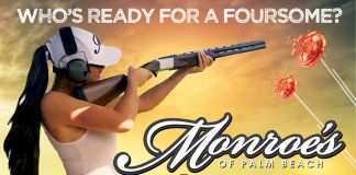 Monroes Palm Beach Charity Clay Shoot
