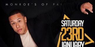 Monroes Palm Beach DJ Legato Jan 23rd