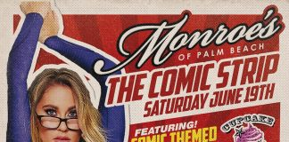 Monroe's The Comic Strip Event