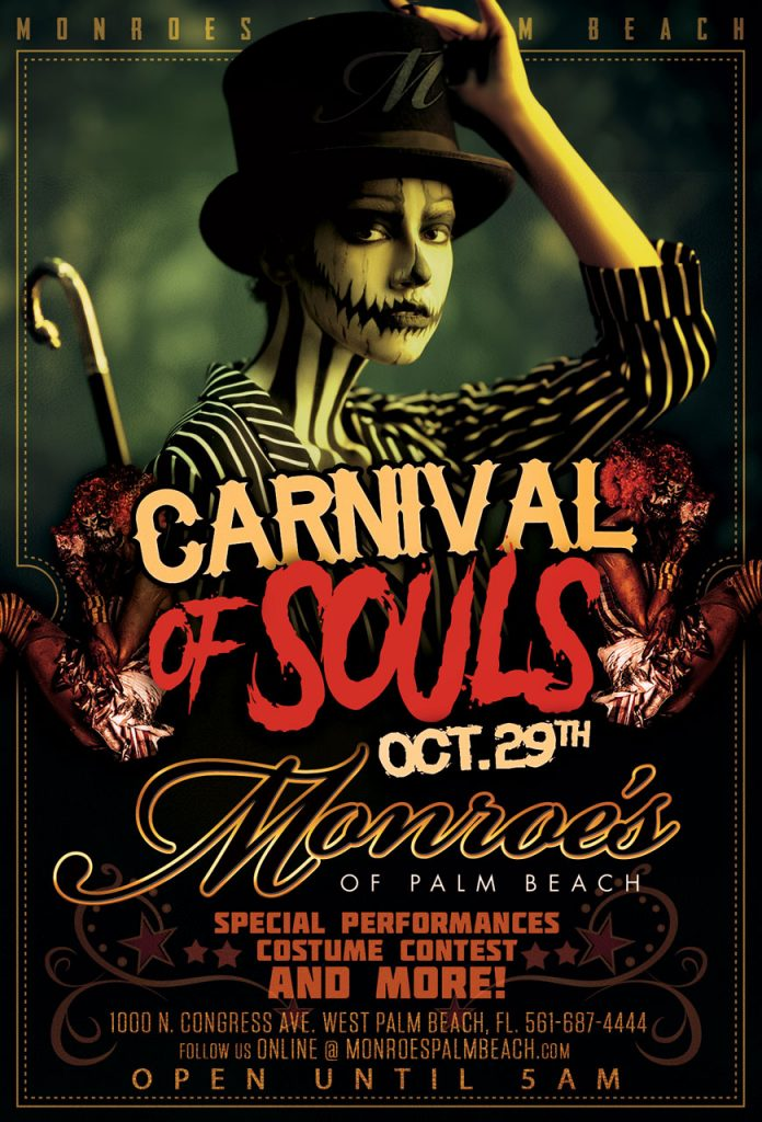 Carnival of Sould Monroes West Palm Beach Halloween Carnival
